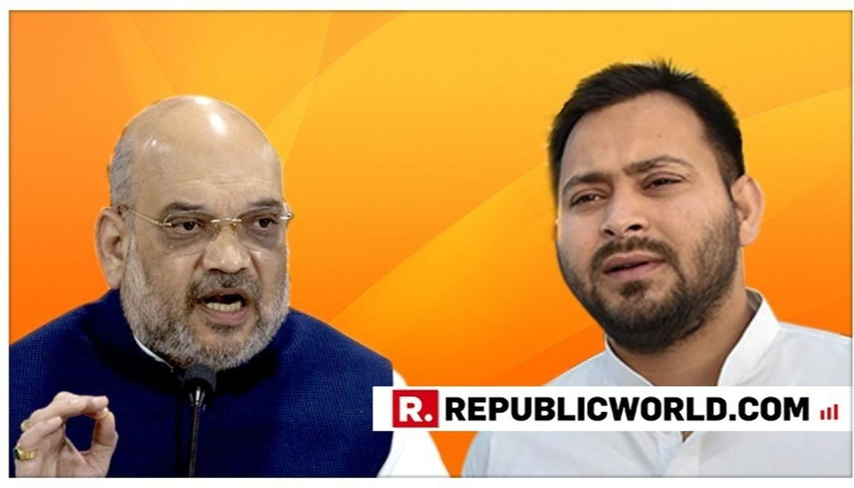 RJD TARGETS HOME MINISTER AMIT SHAH AFTER MASSIVE POLL DRUBBING; SAYS, 'EVEN SARDAR PATEL WOULD NOT HAVE IMAGINED SOMEONE LIKE SHAH TAKING HIS PLACE'