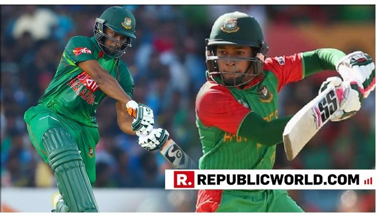 WORLD CUP 2019 | 'WHAT A LOVELY BATTING TIGERS', RAVE NETIZENS AS SHAKIB AL HASAN AND MUSHFIQUR RAHIM'S RECORD-BREAKING PARTNERSHIP SETS BANGLADESH UP FOR A BIG TOTAL AGAINST SOUTH AFRICA