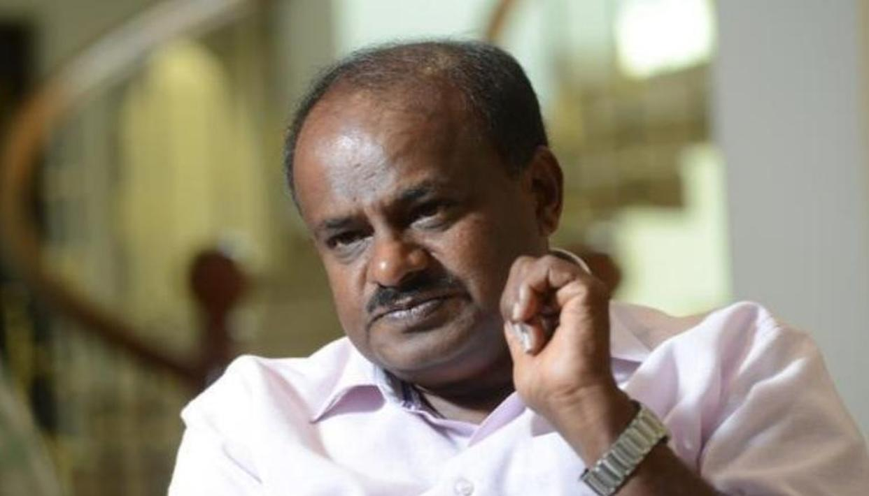 H D KUMARASWAMY JOINS RANKS AGAINST 'HINDI IMPOSITION' IN GOVERNMENT'S THREE-LANGUAGE PROPOSAL IN NATIONAL EDUCATION POLICY 2019 DRAFT