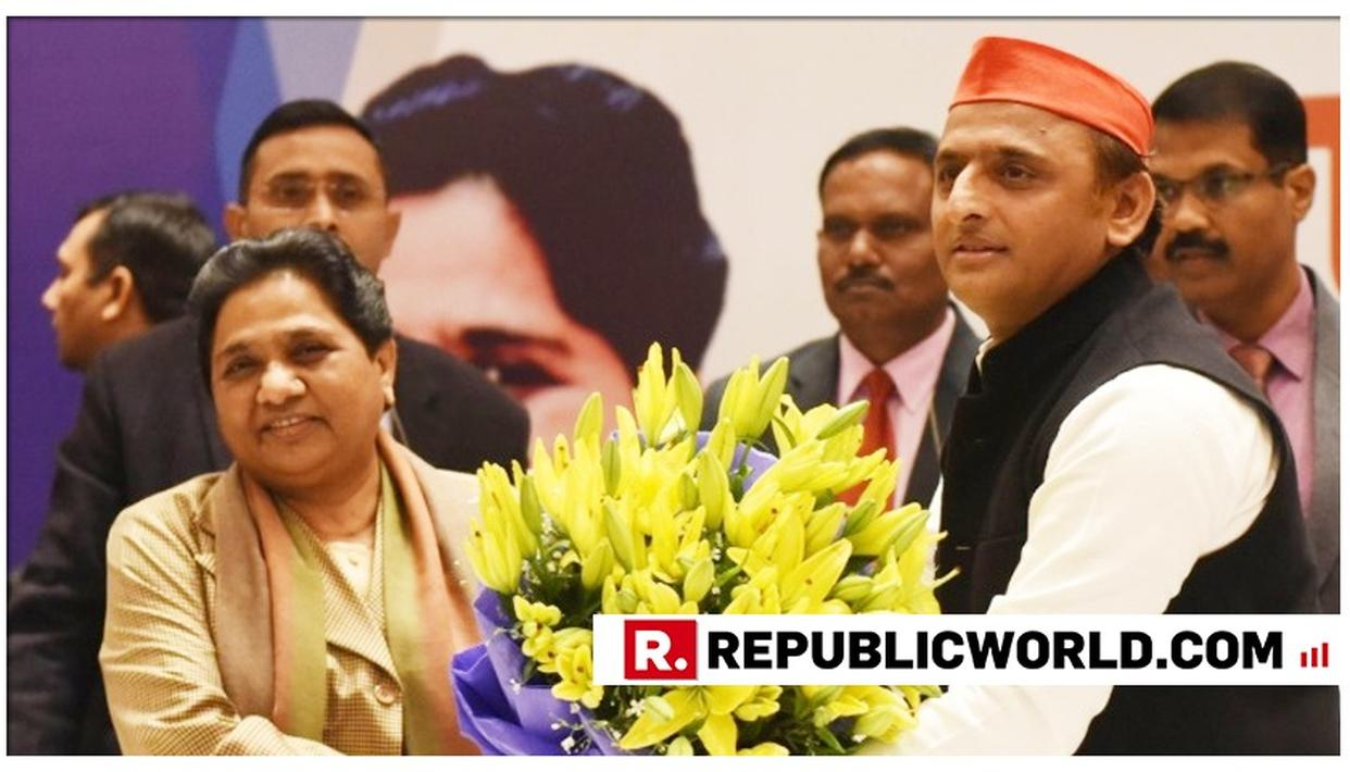 AFTER MAYAWATI ACCUSES ALLY SP FOR LOK SABHA 2019 POLL DRUBBING, HERE'S WHAT AKHILESH YADAV HAS TO SAY