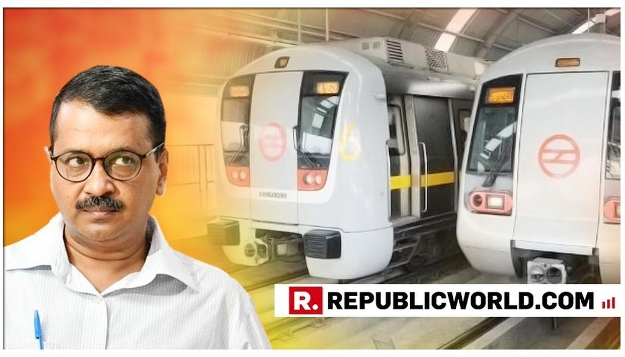 CONGRESS DELIVERS STINGING ASSESSMENT OF DELHI CM KEJRIWAL'S FREE METRO AND BUS TRAVEL FOR WOMEN ANNOUNCEMENT