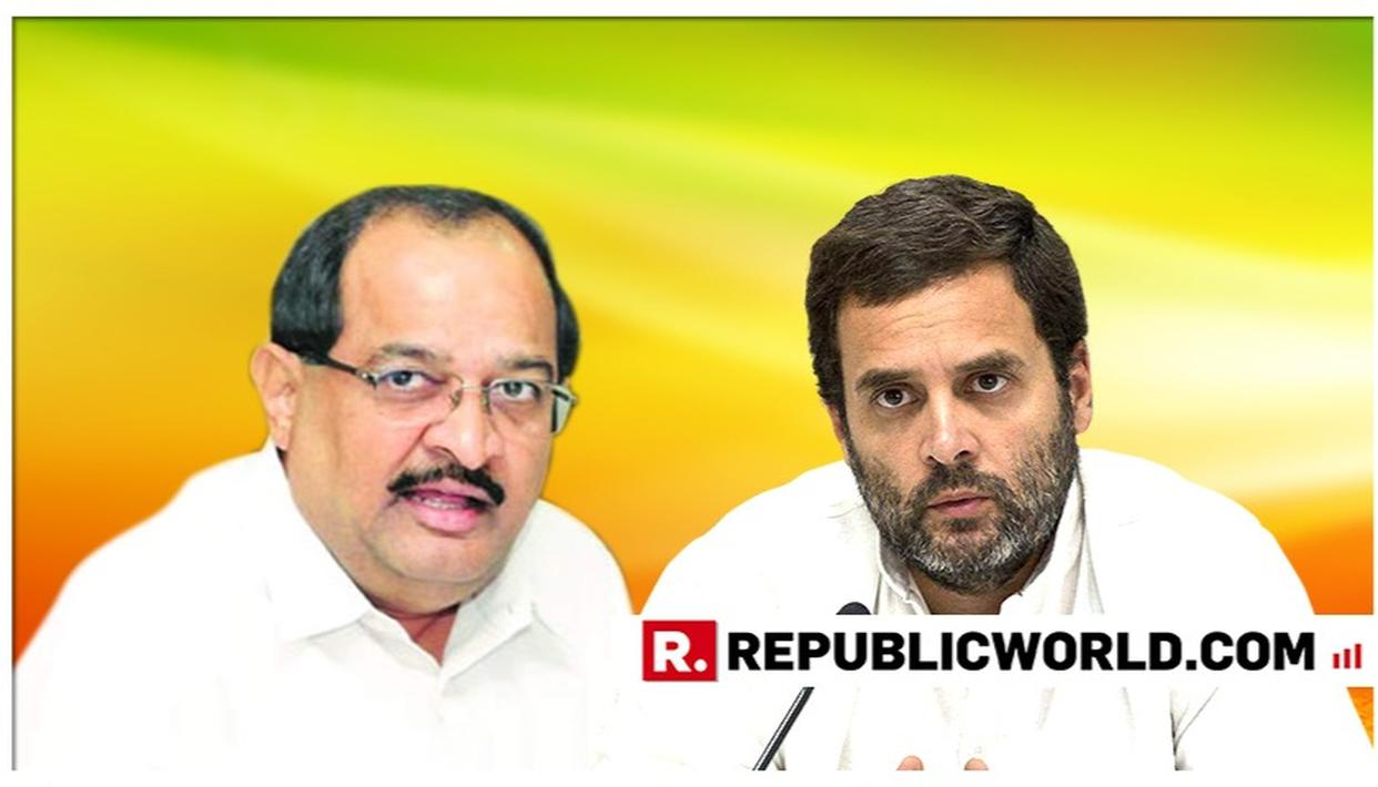 RADHAKRISHNA VIKHE PATIL OFFICIALLY RESIGNS AS MLA, SOURCES SAY THAT MULTIPLE CONGRESS MLAS FROM MAHARASHTRA TO ALSO RESIGN