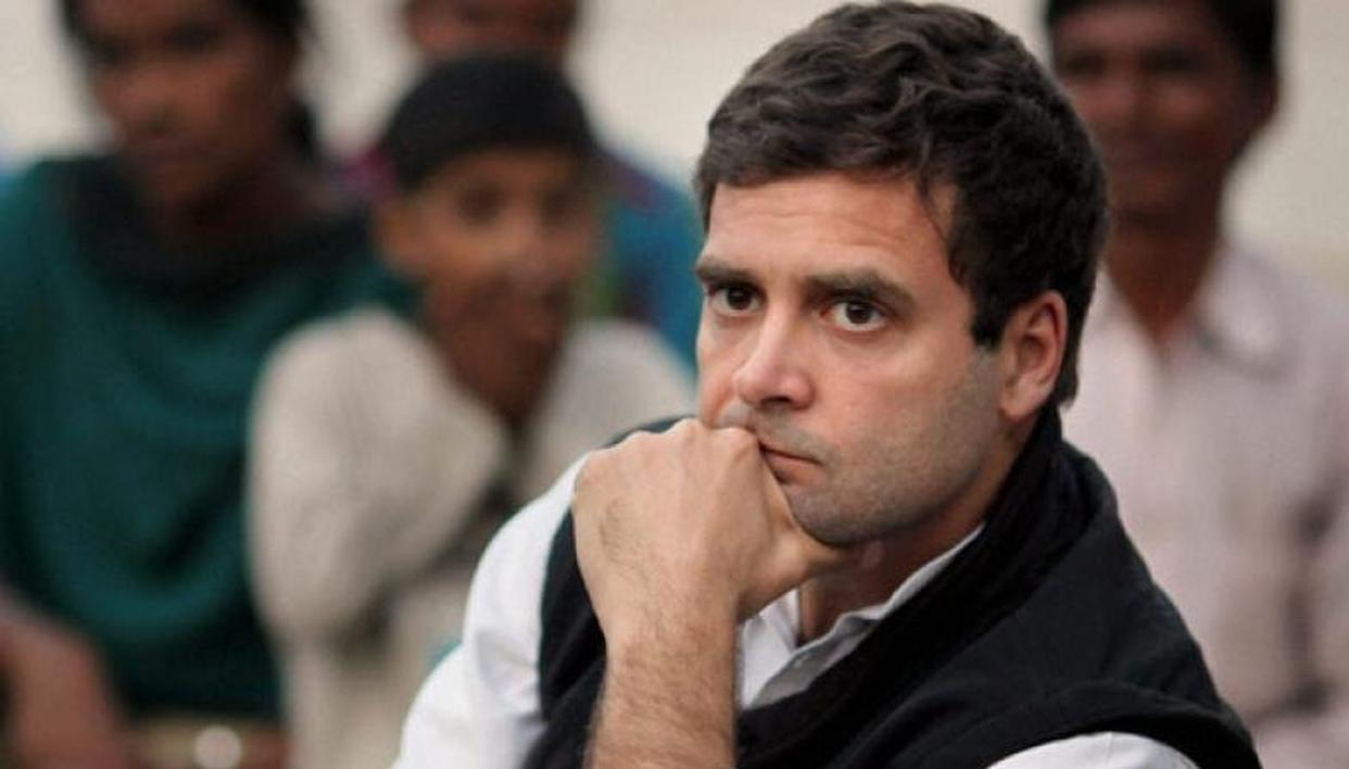MHA REFUSES TO SHARE DETAILS ON NOTICE TO RAHUL GANDHI ON COMPLAINT QUESTIONING CITIZENSHIP