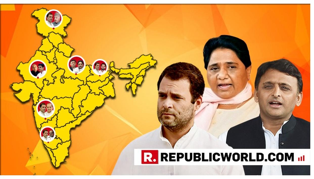 FROM KASHMIR TO KARNATAKA, OPPOSITION AND ITS UNITY IN TATTERS AFTER LOK SABHA POLLS 2019: HERE'S THE SCENARIO