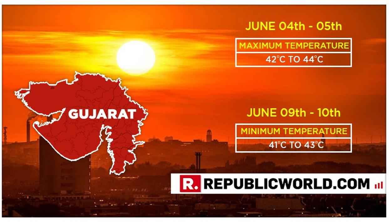 GUJARAT UNDER HEAT WAVE ALERT