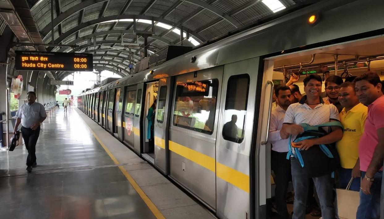 DELHI METRO CHARGES AHEAD, BECOMES COUNTRY-WIDE RAIL PIONEER BY UTILISING POWER FROM A WASTE-TO-ENERGY PLANT