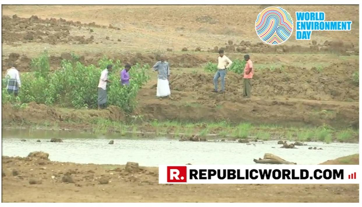WORLD ENVIRONMENT DAY: KARNATAKA VILLAGE LOCALS REPLENISH WATER BODY WITH GOVERNMENT AID AND CROWD-FUNDING