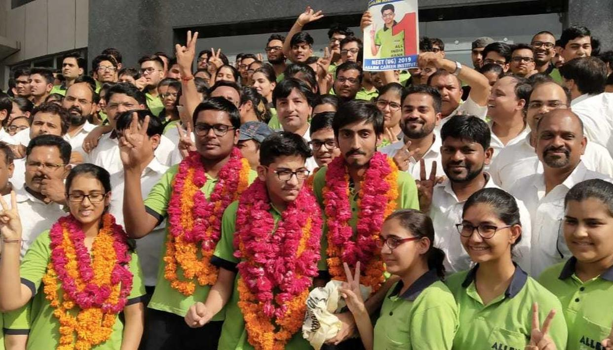NEET RESULTS DECLARED; RAJASTHAN'S NALIN KHANDELWAL TOPS EXAM