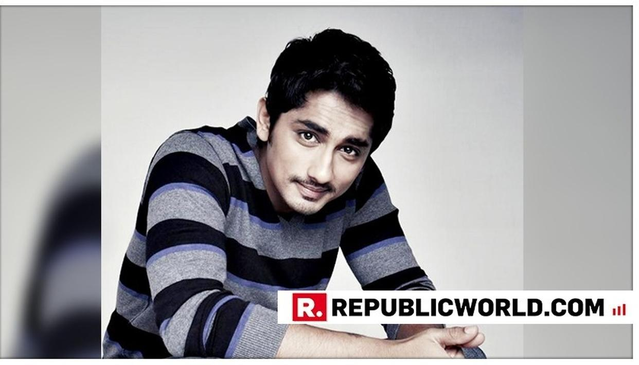 """I SPEAK 5 LANGUAGES AND UNDERSTAND 10. I WASN'T FORCED TO"": ACTOR SIDDHARTH TAKES A STAND ON CENTRE'S THREE LANGUAGE DRAFT"