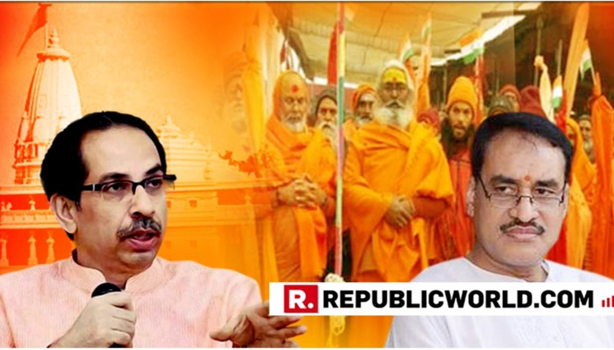 WATCH: VHP ANNOUNCES TWO-DAY AYODHYA MANDIR CONCLAVE IN HARIDWAR, EVEN AS SHIV SENA QUESTIONS 'WHAT MORE WAS NEEDED?' TO START RAM MANDIR CONSTRUCTION