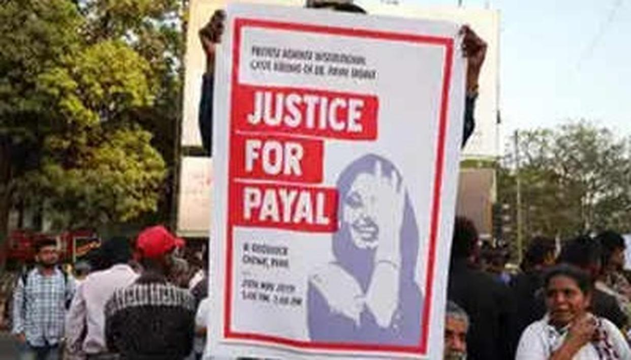 BOMBAY HIGH COURT GIVES CUSTODY OF THE THREE ACCUSED IN PAYAL TADVI CASE TO CRIME BRANCH