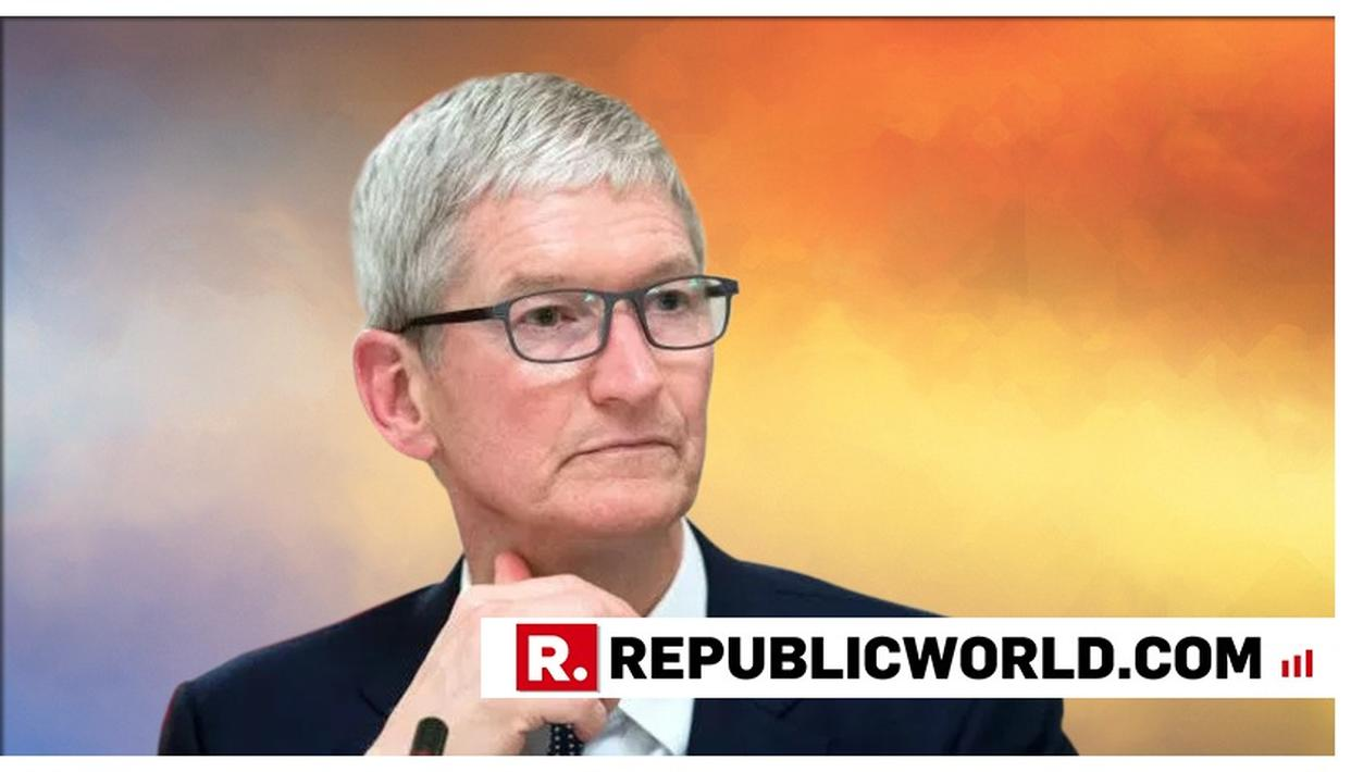 """HOW ARE YOU, TIM APPLE?"", INDIAN STUDENT ASKS APPLE CEO TIM COOK. HERE'S HOW THE APPLE CEO REPLIED"