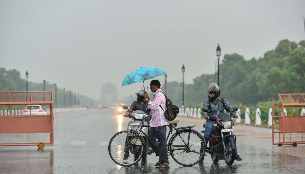 MONSOON MAY TAKE LONGER TO REACH DELHI, NORMAL RAINFALL LIKELY: IMD
