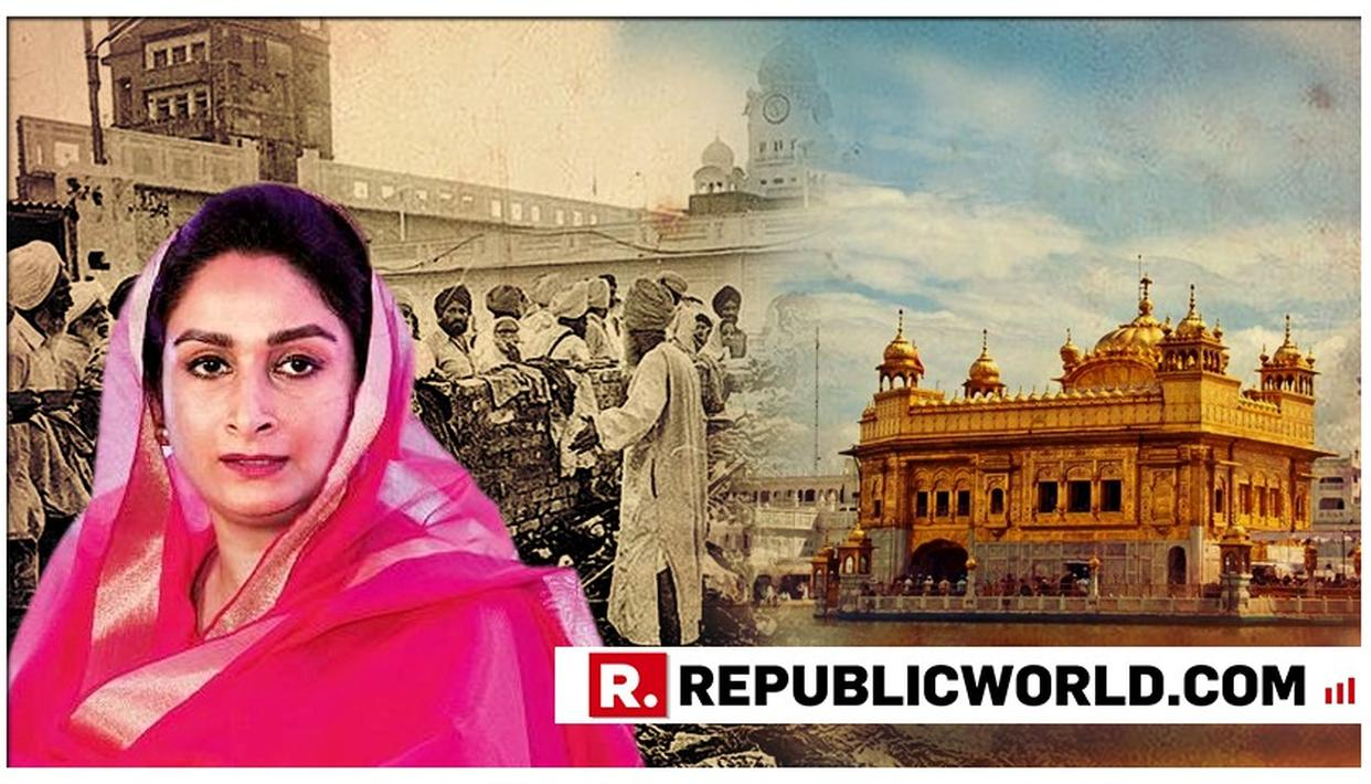 "WATCH: ""DID INDIRA GANDHI DO THIS TO GAIN POLITICAL MILEAGE, WAS THIS PLANNED?,"" QUESTIONS HARSIMRAT KAUR BADAL ON 35TH ANNIVERSARY OF OPERATION BLUE STAR"