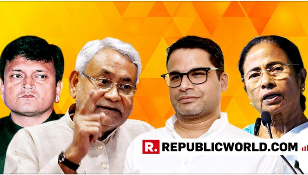WATCH: JD(U) DISTANCES ITSELF FROM THE 'PRASHANT KISHOR - MAMATA BANERJEE' MEETING, SAYING IT HAD NO INFORMATION ABOUT WHAT THE MEETING WAS ABOUT