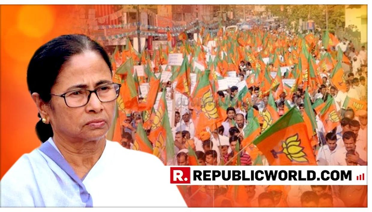 MAMATA BANERJEE SAYS NO BJP VICTORY RALLIES  IN WEST BENGAL