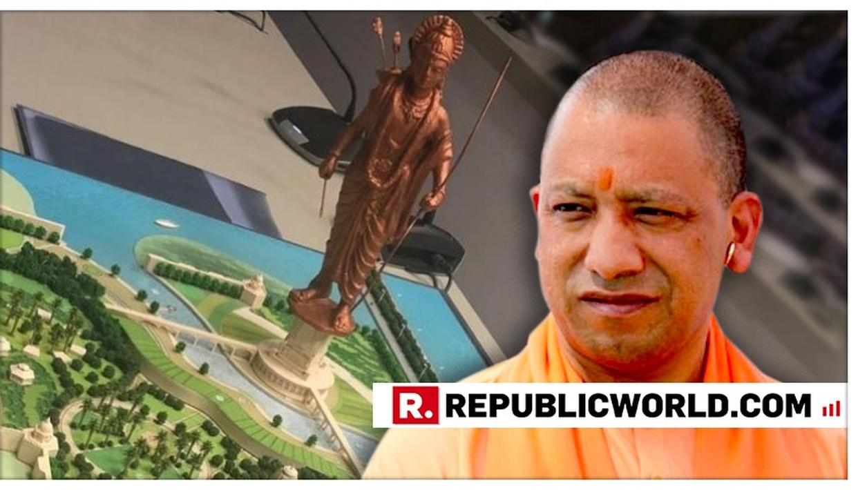UP CM YOGI ADITYANATH TO UNVEIL 7-FOOT-TALL STATUE OF LORD RAM IN AYODHYA, EVEN AS MANDIR MOVEMENT GATHERS PACE AGAIN