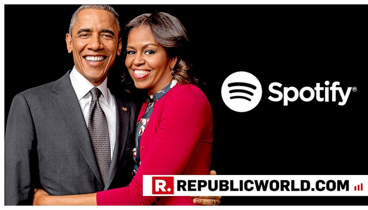 BARACK AND MICHELLE OBAMA TO PRODUCE PODCASTS, HERE'S ALL YOU NEED TO KNOW