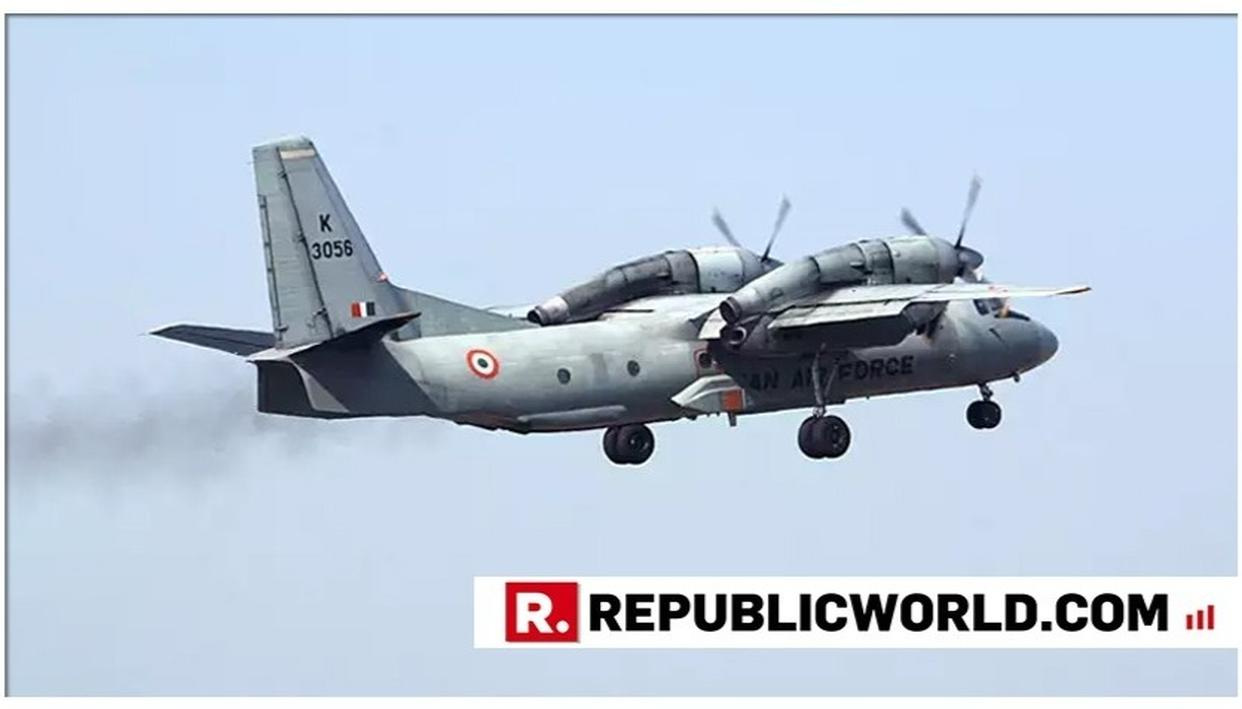 SEARCH MISSION INTENSIFIES FOR MISSING IAF AN-32 AIRCRAFT