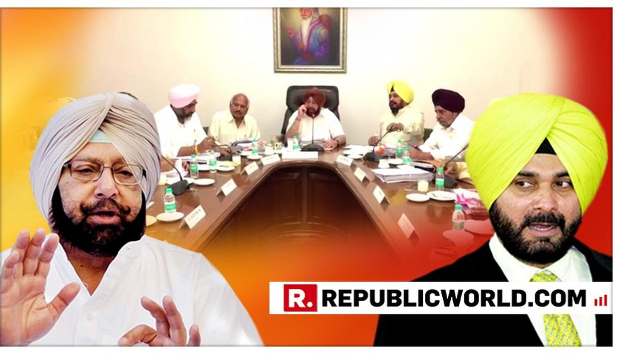 AFTER PORTFOLIO RESHUFFLE NAVJOT SINGH SIDHU GOES INCOMMUNICADO, FUELS SPECULATION OVER HIS NEXT MOVE