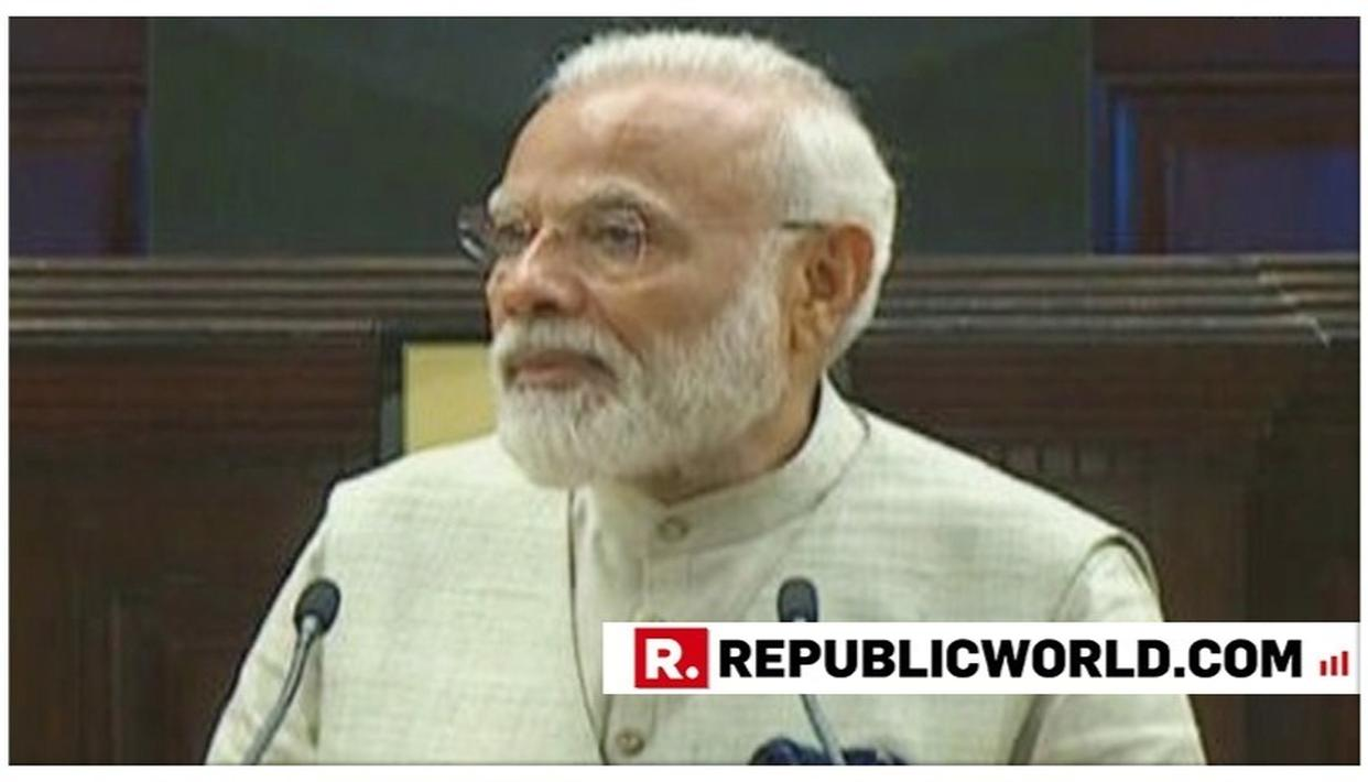"WATCH: ""INDIA AND EACH INDIAN IS ALWAYS WITH MALDIVES FOR STRENGTHENING DEMOCRACY,"" SAYS PM NARENDRA MODI DURING HIS ADDRESS AT MALDIVES PARLIAMENT"