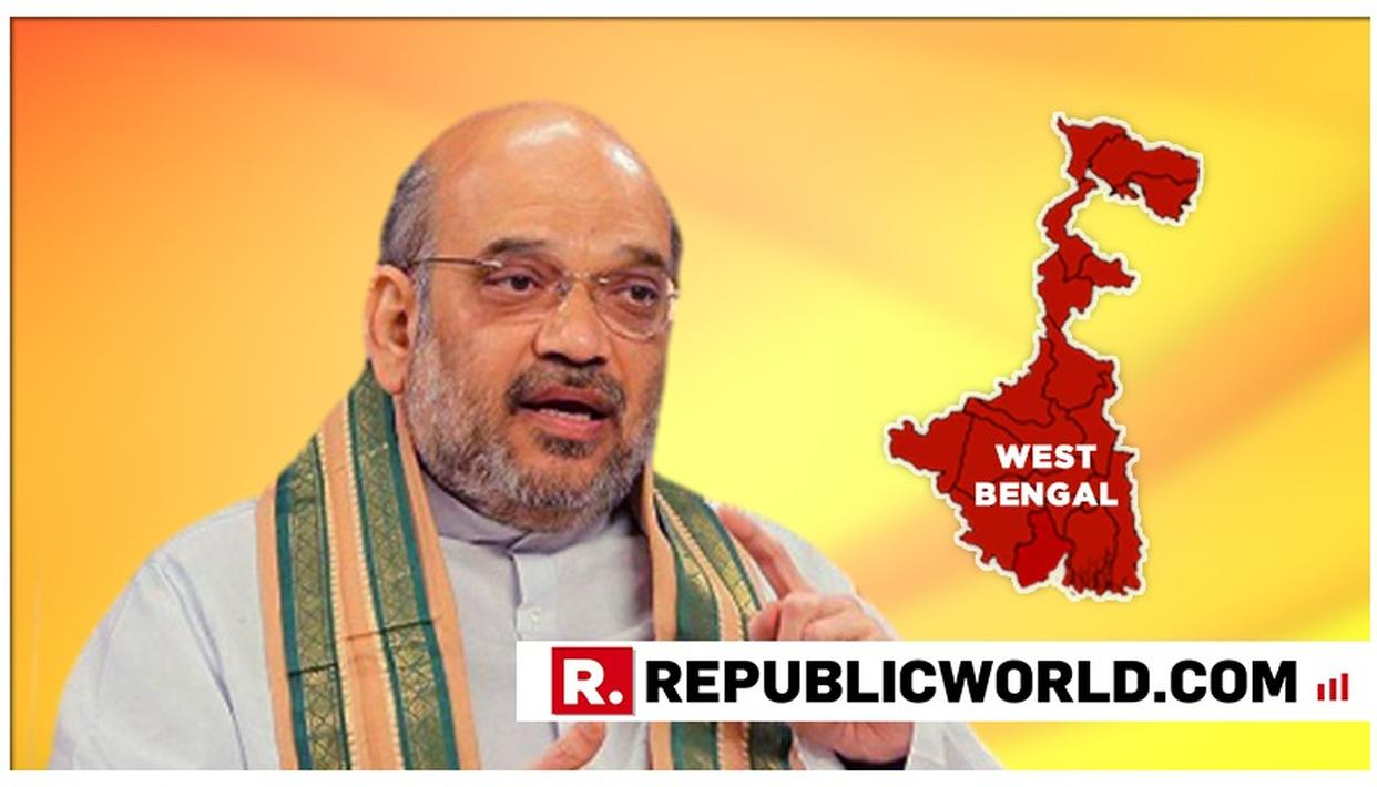 UNION HOME MINISTER AMIT SHAH SEEKS REPORT ON VIOLENT CLASHES BETWEEN BJP AND TRINAMOOL WORKERS IN WEST BENGAL. DETAILS HERE