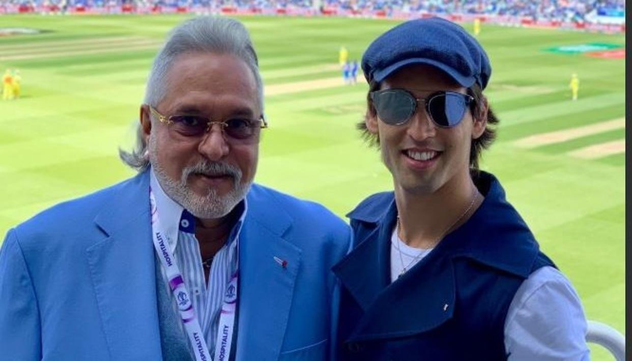 WATCH: CROWD SHOUTS 'CHOR HAI' AS VIJAY MALLYA LEAVES AFTER THE INDIA-AUSTRALIA WORLD CUP MATCH AT OVAL. HERE'S WHAT HAPPENED NEXT