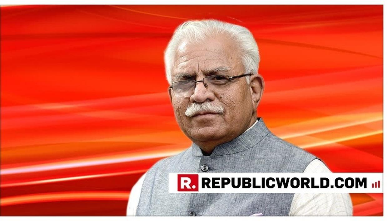 """HARYANA CM MANOHAR LAL KHATTAR STRATEGIZES """"MISSION 75"""" AHEAD OF ASSEMBLY POLLS IN THE STATE. HERE'S WHAT IT IS"""