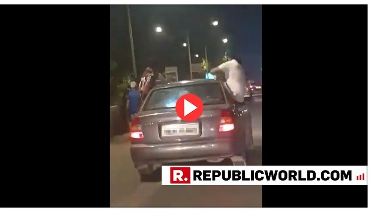 'LOCK UP, NOT RED CARPET...': MUMBAI POLICE ARRESTS 3 FOR PERFORMING STUNTS IN A MOVING CAR, VIDEO GOES VIRAL