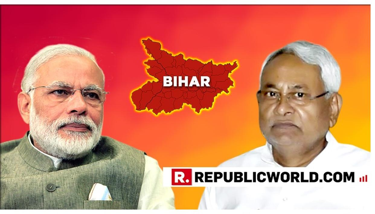 WATCH: NITISH KUMAR CONTRADICTS CENTRE AMID BJP-JD(U) BEING ON DIFFERENT PAGES, AIRS CONTRARY VIEWS ON ARTICLE 370 AND UNIFORM CIVIL CODE
