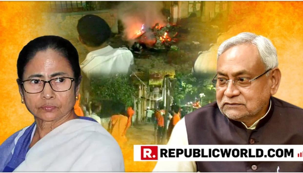 WATCH: 'PRESIDENT'S RULE SHOULDN'T BE APPLIED IN WEST BENGAL,' SAYS JD(U) EVEN AS BJP-TRINAMOOL FACE-OFF OVER POST-POLL VIOLENCE IN THE STATE CONTINUES