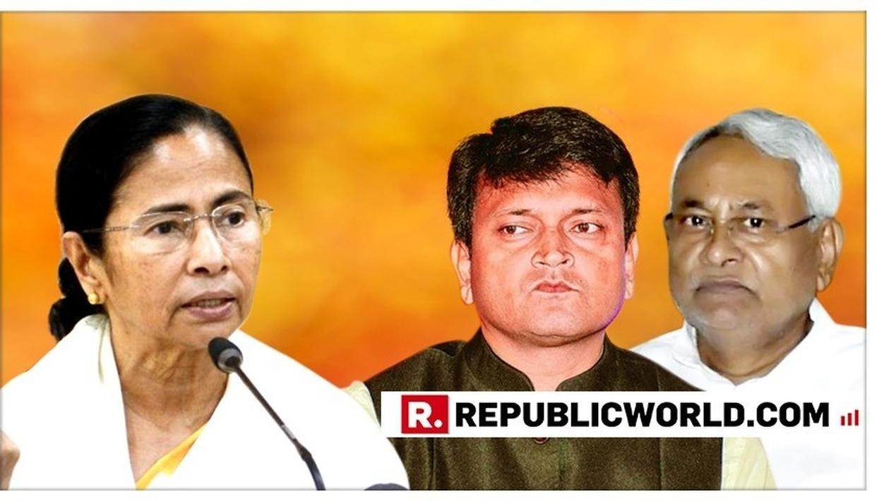 "JD(U) TAKES ON MAMATA BANERJEE, SAYS WEST BENGAL TURNING INTO ""MINI PAKISTAN"""