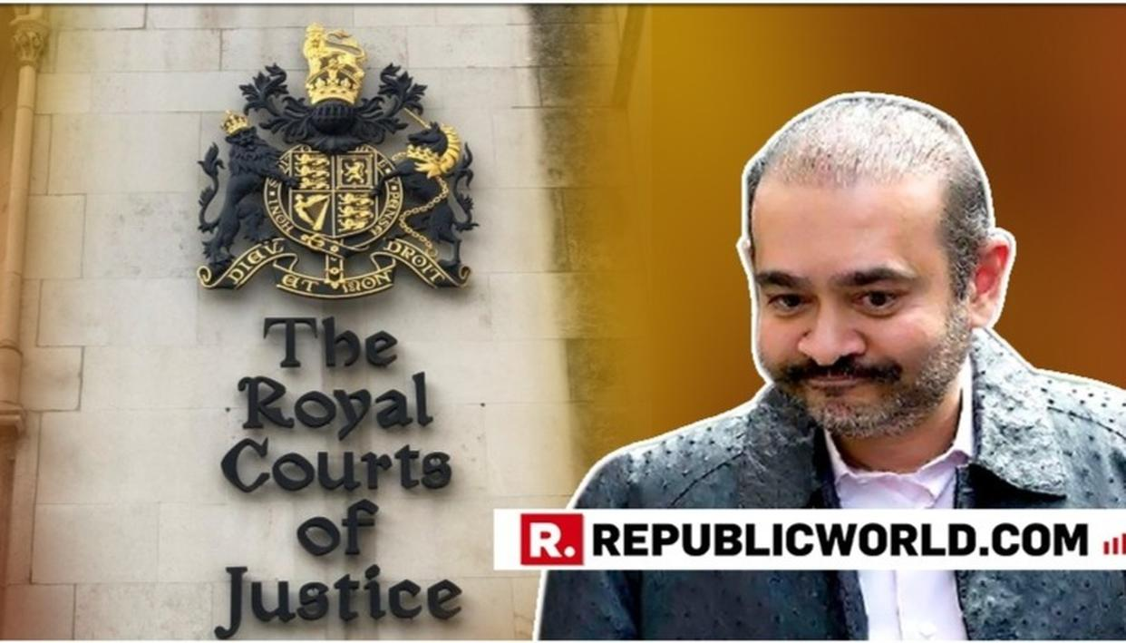 PNB SCAM CASE: ECONOMIC FUGITIVE NIRAV MODI DENIED BAIL BY UK HIGH COURT, EXTRADITION HEARING LIKELY TO BE HELD IN NEXT FEW MONTHS