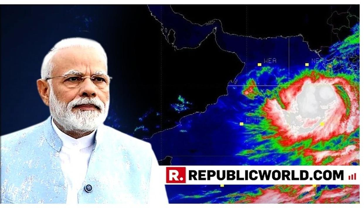 CYCLONE VAYU | 'CENTRE MONITORING SITUATION CLOSELY,' ASSURES PM NARENDRA MODI AS HE URGES PEOPLE TO FOLLOW SAFETY MEASURES