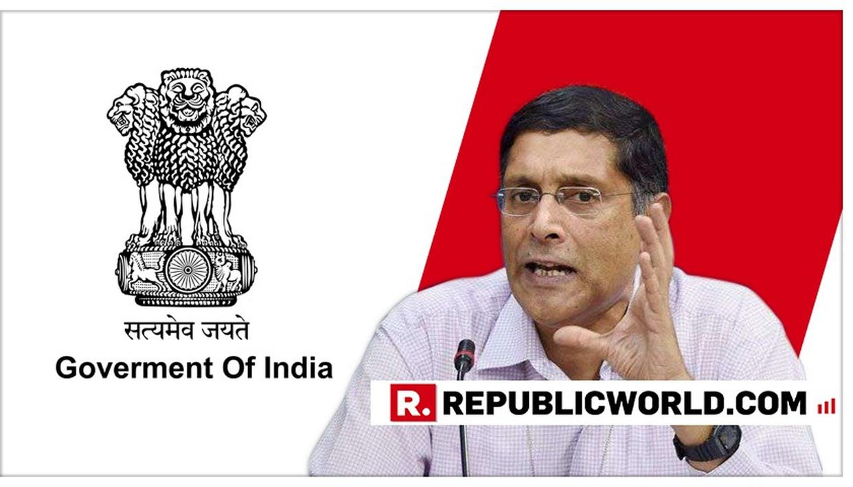 CENTRE RESPONDS TO FORMER CEA ARVIND SUBRAMANIAN'S CLAIMS OF OVERESTIMATION IN GDP, SAYS 'WILL COME OUT WITH A POINT-TO-POINT REBUTTAL'