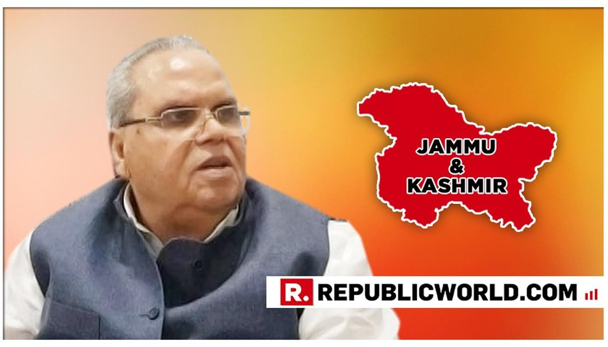 CENTRE EXTENDS PRESIDENT'S RULE BY 6 MONTHS IN JAMMU AND KASHMIR