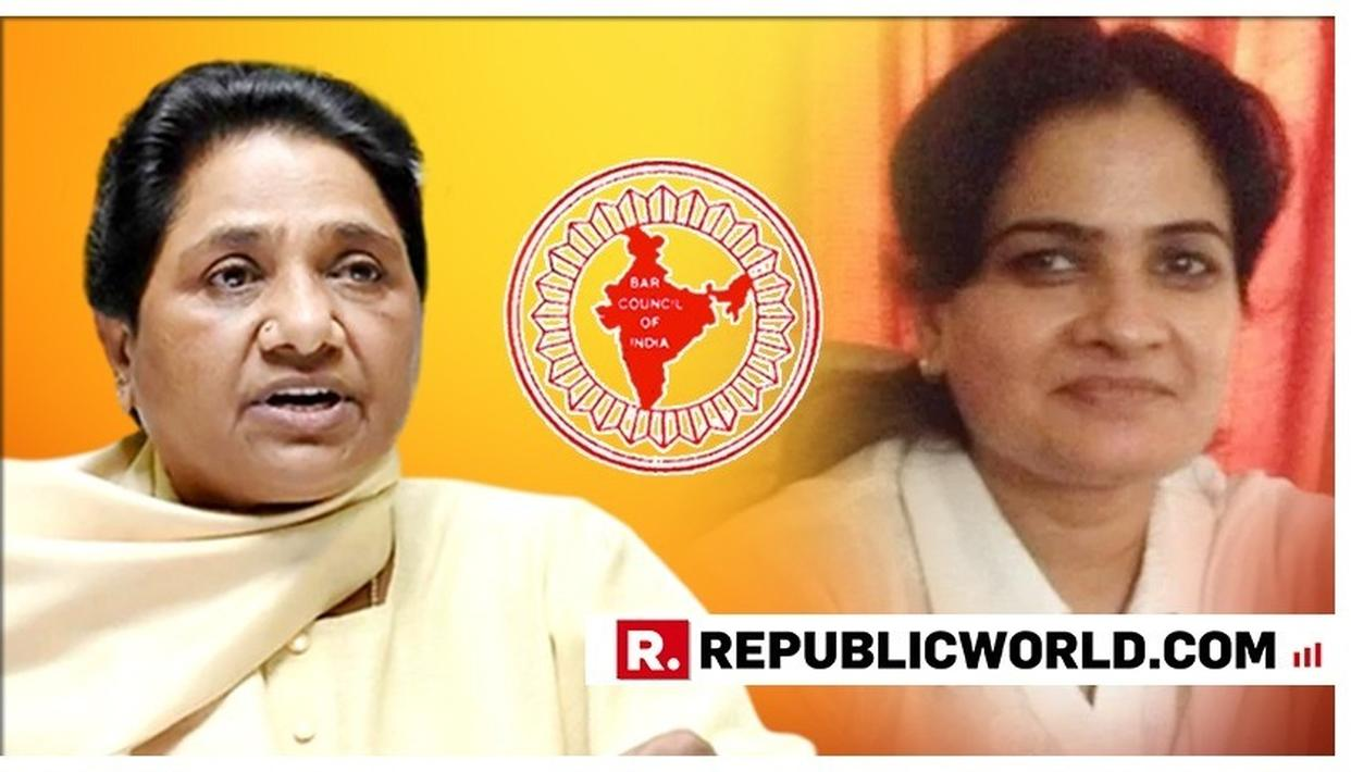 BSP CHIEF  MAYAWATI CONDEMNS MURDER OF PRESIDENT OF BAR COUNCIL, DARVESH YADAV, SAYS IT IS INDICATIVE OF GROWING 'JUNGLERAJ' OF THE BJP