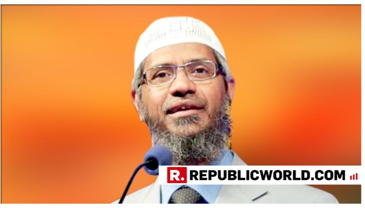 MEA CONFIRMS FORMAL REQUEST TO EXTRADITE HATE PREACHER ZAKIR NAIR, SAYS WILL CONTINUE TO PURSUE MATTER WITH MALAYSIA