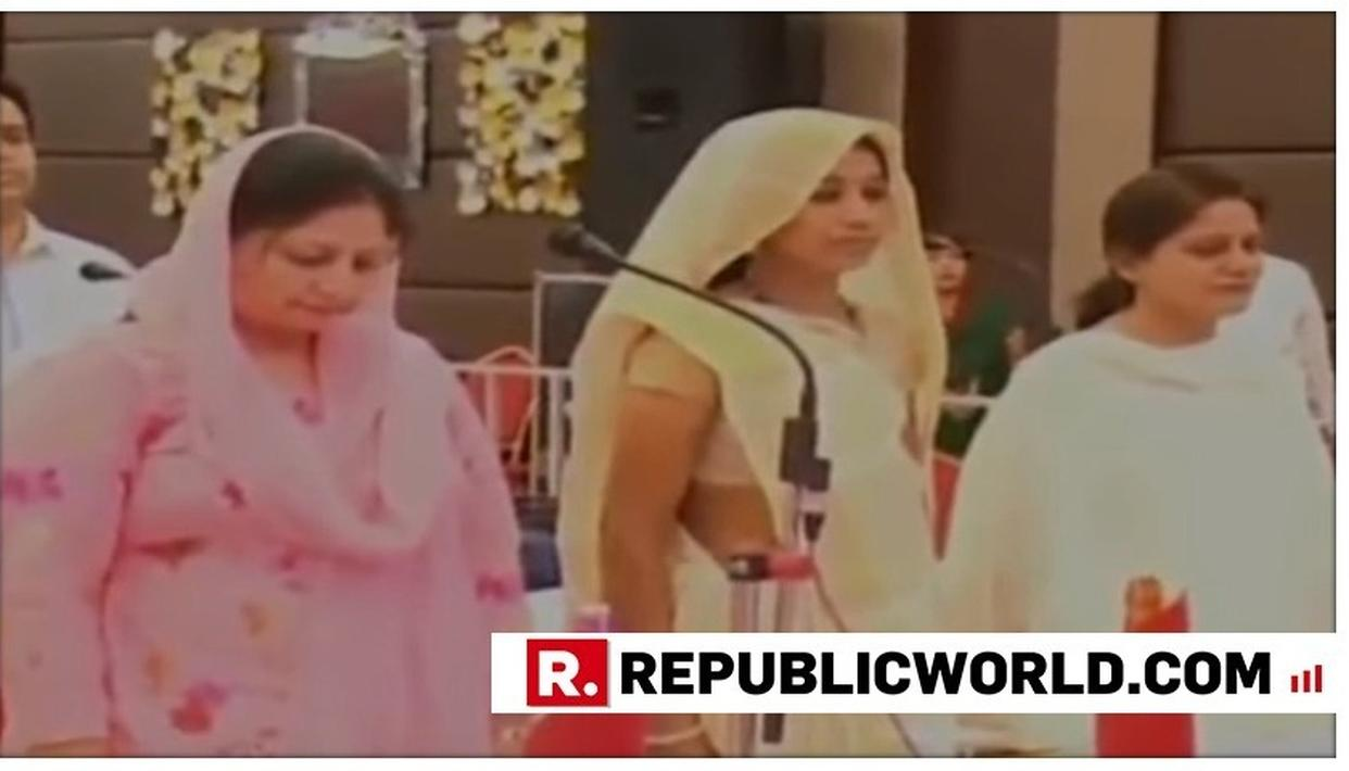WATCH: NATIONAL ANTHEM RECITAL STOPPED MIDWAY AT INDORE CIVIC BODY MEET, IMC CHAIRMAN SAYS 'SLIP OF TONGUE'