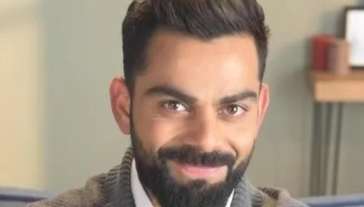 Google Duo Now Lets You Motivate The Indian Cricket Team And Fans Ahead Of Crucial India vs Pakistan Clash, Twitterati Impress With Own Effects To Cheer Virat Kohli's Men