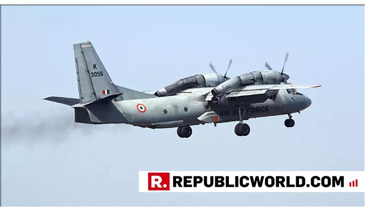 AN-32 TRAGEDY: CONDOLENCES POUR IN FROM POLITICIANS FOR THE 13 MARTYRED AIR WARRIORS