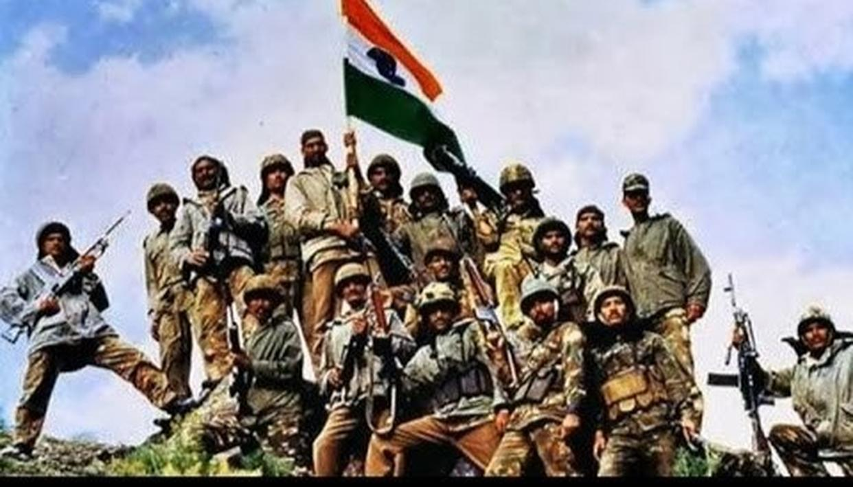 'KARGIL VIJAY DIVAS' 20TH ANNIVERSARY CELEBRATIONS: ''VICTORY FLAME' TO BE TAKEN FROM DELHI TO DRAS