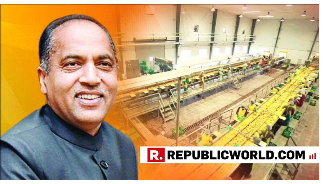 HIMACHAL PRADESH CM JAI RAM THAKUR VISITS NETHERLANDS TO EXPLORE POSSIBILITIES IN FOOD PROCESSING