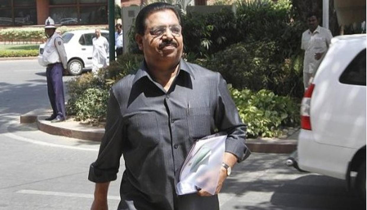 "CONGRESS LEADER ALLEGES DELHI IN-CHARGE PC CHACKO ""MISBEHAVED"" WITH HIM, DEMANDS REPLACEMENT"