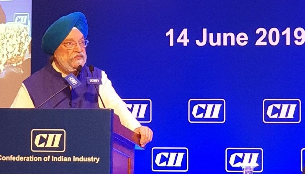 INDIA TO BECOME 5 TRILLION DOLLAR ECONOMY BY 2024: UNION MINISTER HARDEEP SINGH PURI