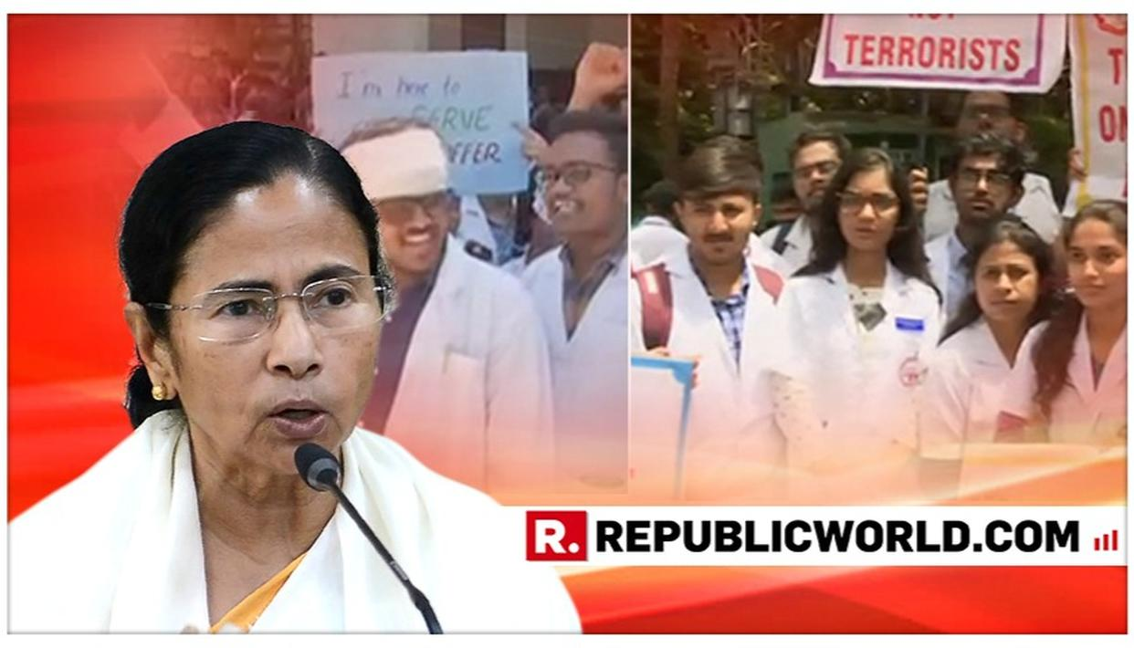 AIIMS RESIDENT DOCTORS ISSUE ULTIMATUM TO WEST BENGAL GOVERNMENT