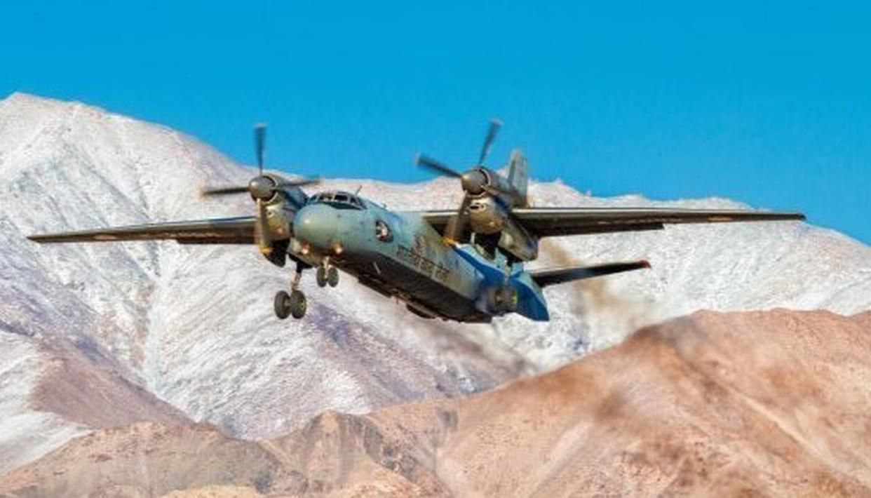 IAF RESCUE OPERATION TO RETRIEVE MORTAL REMAINS OF DEAD WARRIORS ON BOARD AN-32 PUT ON HALT DUE TO INCLEMENT WEATHER CONDITIONS