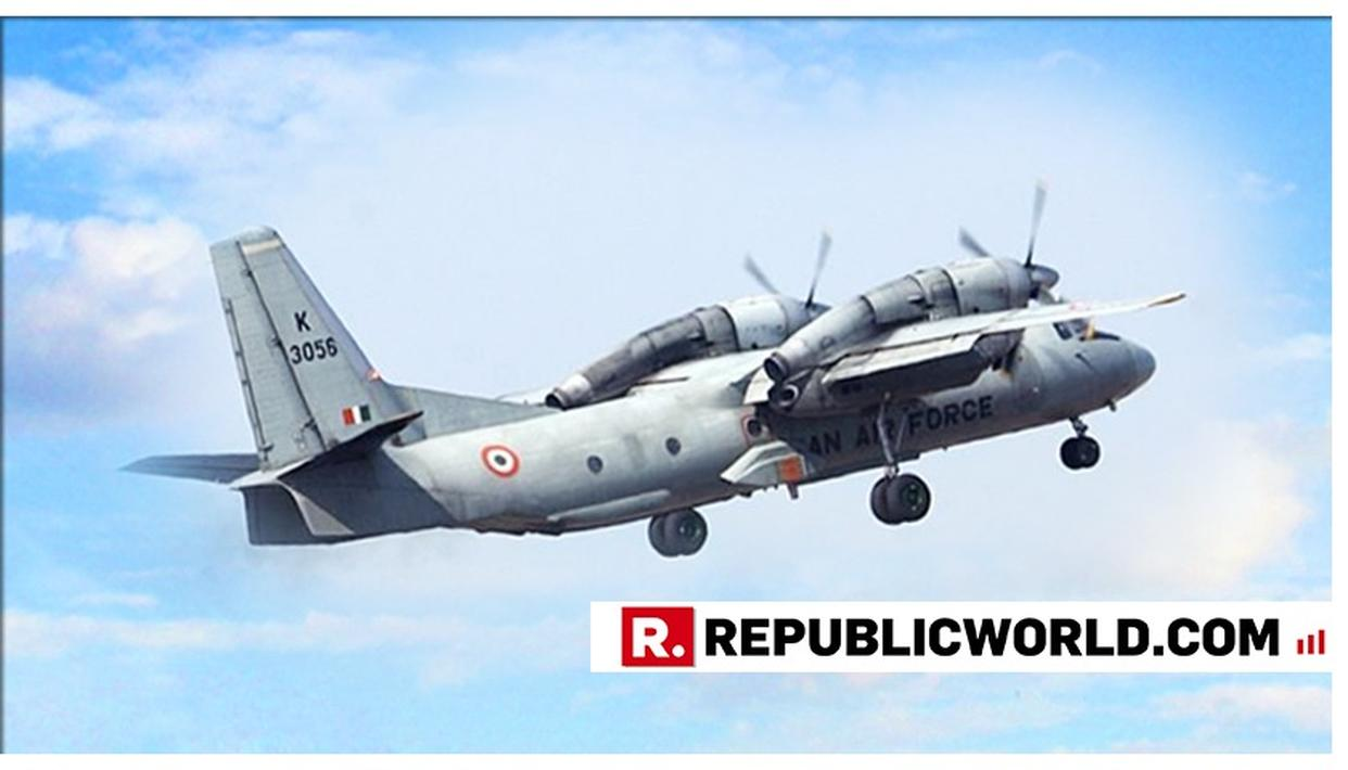 RESCUERS FIND COCKPIT VOICE RECORDER OF CRASHED AN-32 AIRCRAFT OF IAF