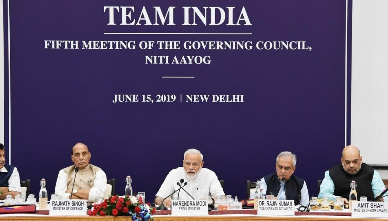 HERE ARE THE HIGHLIGHTS OF PM MODI'S OPENING REMARKS AT THE NITI AAYOG MEET