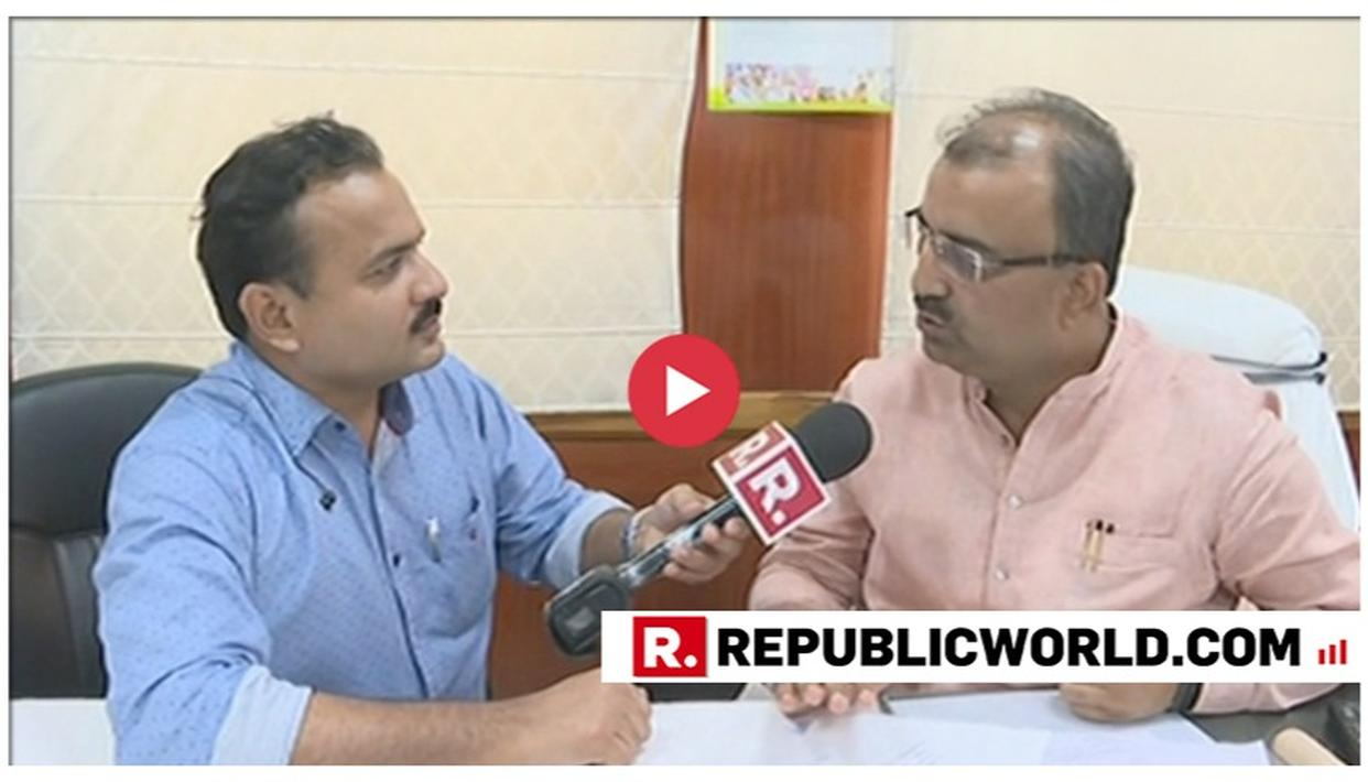 WATCH: EVEN AS THE DEATH TOLL RISES TO 73 IN MUZAFFARPUR, BIHAR HEALTH MINISTER MANGAL PANDEY BLAMES PATIENTS' FAMILIES FOR 'DELAYING TREATMENT'